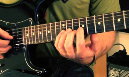 Diatonic Scale Shape 4 (Lydian) – Beginner Guitar Lesson