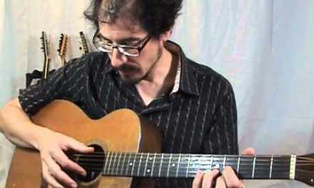 "Blues Genealogy: ""Key to the Highway"" – Blues Guitar Lessons – David Hamburger"