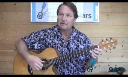 Jesu, Joy Of Man's Desiring – J.S. Bach – Classical Guitar Lesson Preview