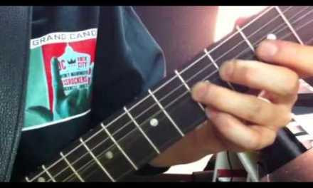 Guitar Lesson – D Major Pentatonic Scale Licks