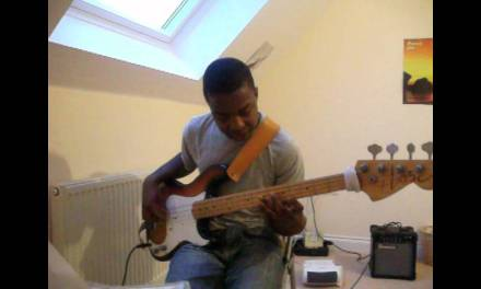 Bass Guitar Lesson 1: Pentatonic Scale — all 5 modes