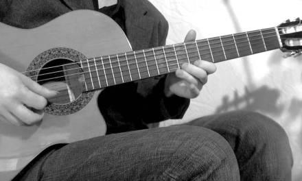 C major pentatonic scales – guitar lesson