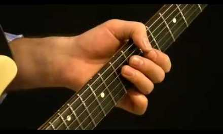 Hendrix Style Chords Guitar Lesson