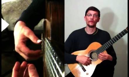 Classical Guitar Lessons Online: The Battle of Rest Stroke Vs Free Stroke