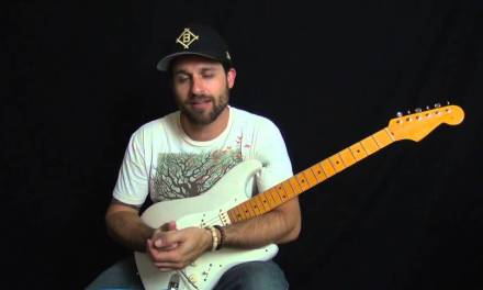 Eric Clapton – Lay Down Sally | Totally Electric Guitars Lesson Preview