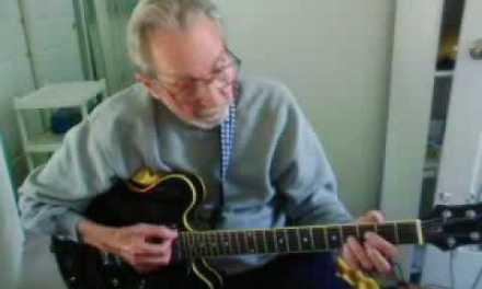 single note improvisation Jazz Guitar Lesson #10