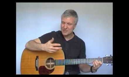 St James Infirmary Blues – Guitar Lesson