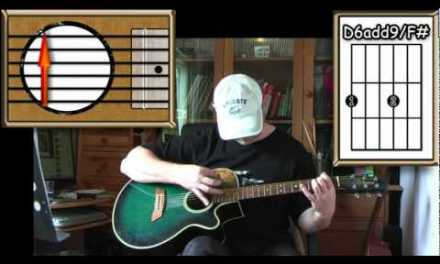 A Horse With No Name – America – Acoustic Guitar Lesson (Easy)