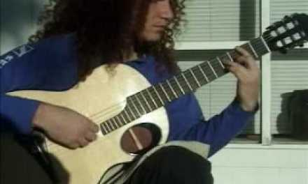 Classical Guitar Lesson – E Major Sixths