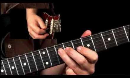 West Coast Blues Guitar Lessons – Uptown Stomp 3