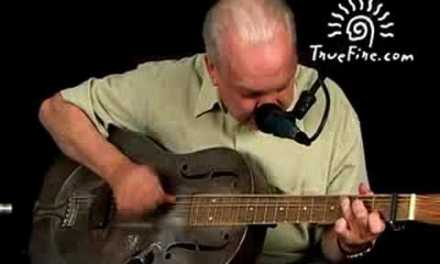 Country Blues Guitar Lesson – Down The Dirt Road Blues – Paul Rishell