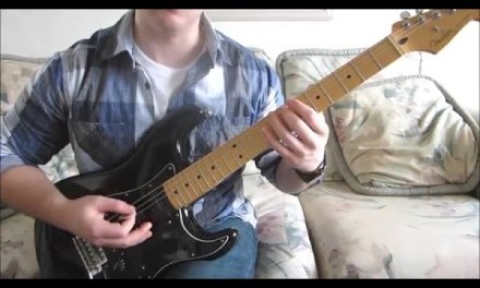 How To Play Enter SandMan By Metallica  Beginner Electric Guitar Lesson