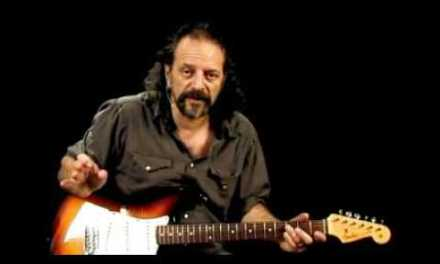 Slow Power Blues Guitar Lessons – Andy Aledort – Flood Blues in G