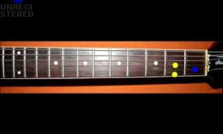 How to play romanza  romance  classical guitar lessons with Gary
