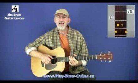 Acoustic Blues Guitar Lessons – Thumb Control Lesson #23 – Lady Madonna Part 1