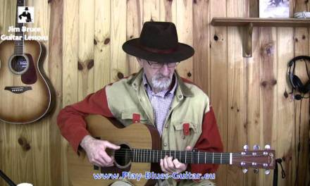 Watch Over Me (Guy Davis) – Jim Bruce Blues Guitar Lessons