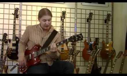 Derek Trucks talks guitar and plays incredible slide