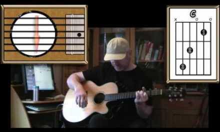 Smile – Nat King Cole – Acoustic Guitar Lesson