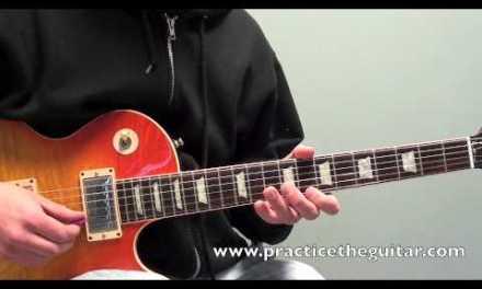Guitar Lesson-Lead Guitar Solos-Major Pentatonic-Minor Pentatonic-Blues Scale-Improv-Backing Tracks