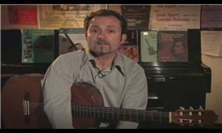 Classical Guitar Lessons : How to Help Students Read Music