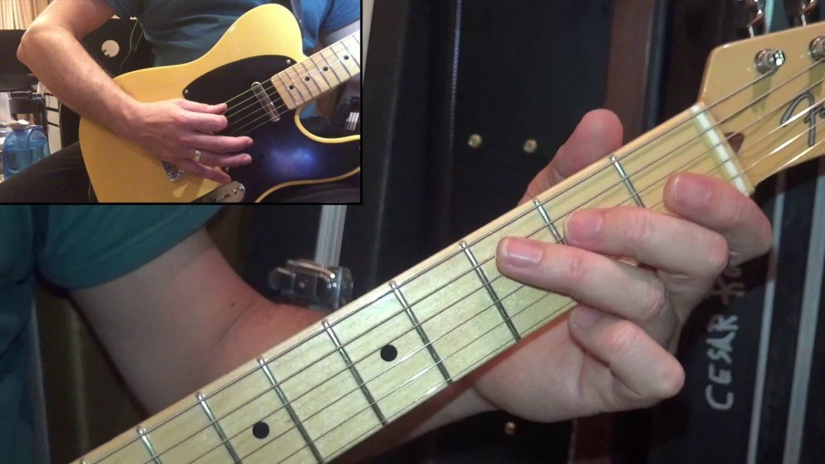 La Bamba Guitar Lesson Easy Bar Barre Chords For Beginners