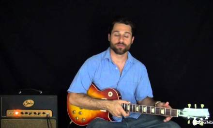 Free Fallin' – Electric Guitar Lesson Preview