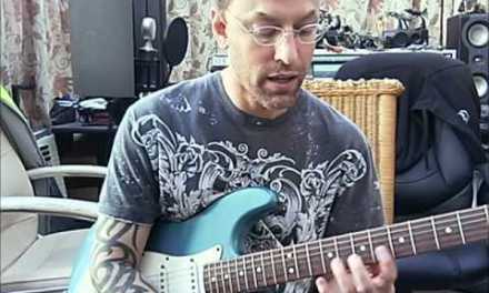 Guitar Lesson – Electric Blues and Rock Licks for Guitar Steve Stine