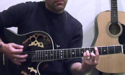 Guitar Lesson – How To Play What Makes You Beautiful by One Direction Steve Stine