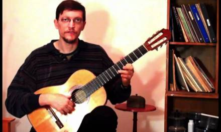 Classical Guitar Lessons Online: Left Hand Wrist Position