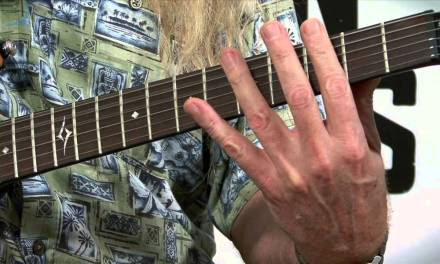 Free Guitar Lessons – Drop D Tuning & Power Chords
