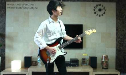 Canon Rock – Sungha Jung