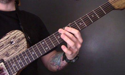 Marduk – Frontschwein Guitar Tutorial