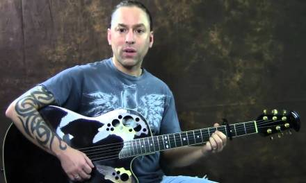 Guitar Lesson – How to play The Scientist by Coldplay Steve Stine