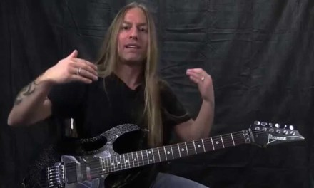 Steve Stine Guitar Lesson – Learn to Play Melodically in Your Guitar Solos