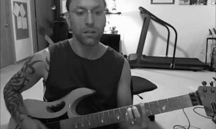 Guitar Lesson – How to Play Power Chords for Guitar Steve Stine