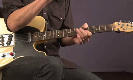 Blues Guitar Lessons with Keith Wyatt: Blue Notes – The Blue Third
