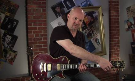 Whammy Technique on Standard Guitar – Electric Guitar Lesson – Guitar Tricks 53