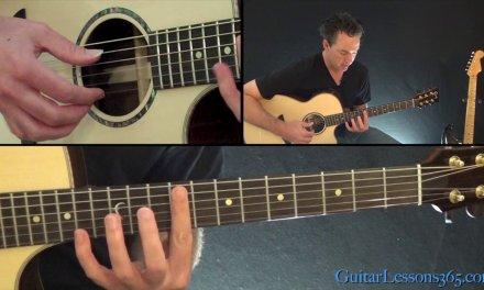 Ed Sheeran – Shape Of You Guitar Lesson