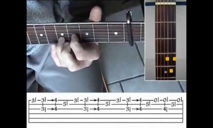Acoustic Blues Guitar – Blues Before Sunrise Cover – Scrapper Blackwell
