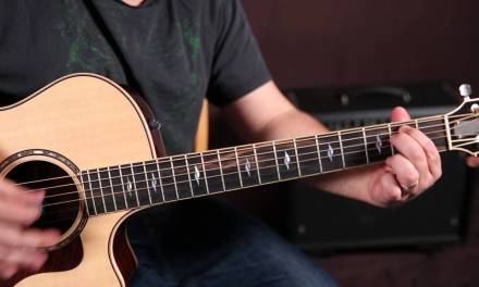 Take it Easy – The Eagles – Chords and Rhythm Guitar Lesson – Easy Acoustic Songs For Guitar