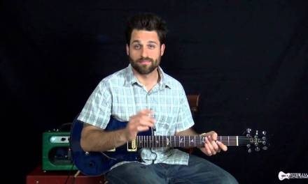 Road Song – Electric Guitar Lesson
