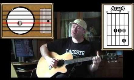 The Wind – Cat Stevens – Acoustic Guitar Lesson