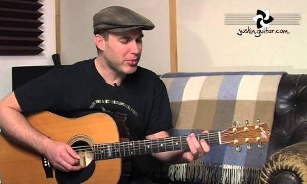 How to play Say Yes by Elliott Smith (Acoustic Guitar Lesson SB-120)