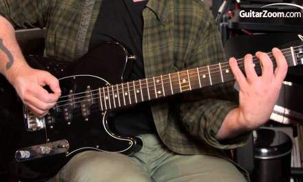 Guitar Lesson – Learn All the Positons of the Pentatonic Scale