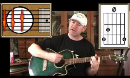 California Dreaming – The Mamas And Papas – Acoustic Guitar Lesson (easy-ish)