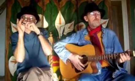 Acoustic Blues Guitar Lesson Tab