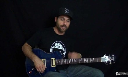 Hitchin' A Ride – Electric Guitar Lesson Preview