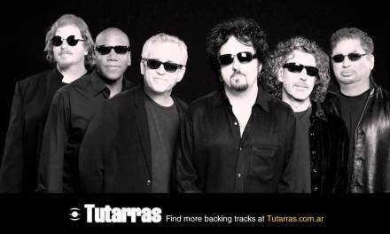 Toto  – hold the line 2 [Guitar Backing tracks]
