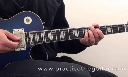 Jazz Guitar Lesson Bb Jazz Blues Guitar Backing Tracks