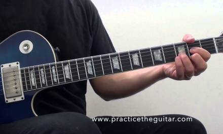Guitar Lessons-How To Play-Sam Hunt-Leave The Night On-Acoustic-Electric Guitar Parts